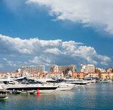 Vilamoura marina, Albufeira, Portugal Royalty Free Stock Photography