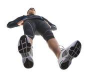 vilande löpare Fotografering för Bildbyråer