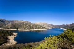 Vilarinho das Furnas. Gerês - National park in north of Portugal Royalty Free Stock Image