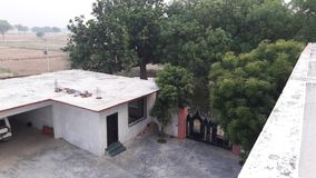 Vilas na Índia Imagens de Stock Royalty Free