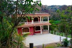 Vilcabamba厄瓜多尔,天堂 免版税库存照片