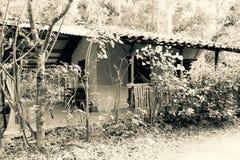 Vilcabamba Ecuador, inget hem överges; precis tomt för vem som helst önskar den Arkivbilder