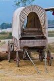 Vilda västernvagn Arkivfoton