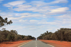 Vildmark Australien Royaltyfria Foton