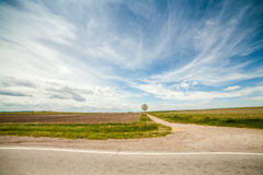 Vildmark av South Dakota, Amerikas förenta stater Arkivbilder