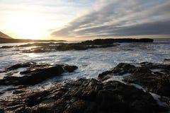 Vildmarken av Faroeen Island Royaltyfri Foto
