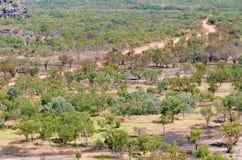 Vildmarkväg Arkivfoton