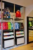 Vilebrequin swimwear sklep w Paryż Obraz Royalty Free