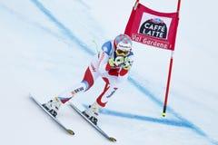VILETTA Sandro en FIS Ski World Cup alpino - el SUPER-G de los 3ro HOMBRES foto de archivo
