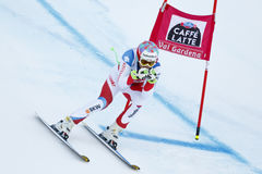 VILETTA Sandro i FIS alpina Ski World Cup - 3rd MÄNS SUPER-G Arkivfoto