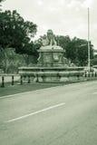 Vilhena Fountain in Floriana Stock Image