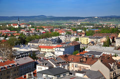 Vill Olomouc Royalty Free Stock Photos