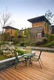 Villa. This is a villa ,so beautiful Royalty Free Stock Images