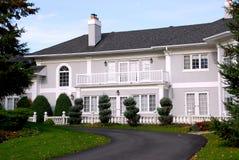 Villa Stockbild