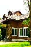 Villa Stock Afbeelding
