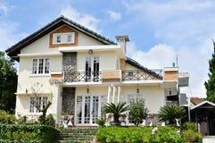 villa Royaltyfri Bild