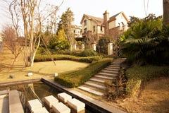 Villa Royalty Free Stock Image