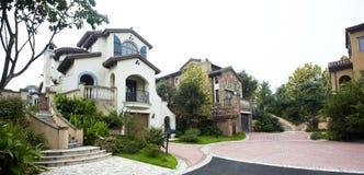 Villa Royalty Free Stock Photo