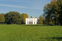 Villa Image stock