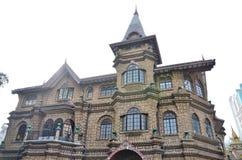 Villa Royalty-vrije Stock Afbeeldingen