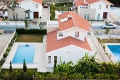 villa Royaltyfri Foto