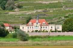 Villa Immagine Stock Libera da Diritti
