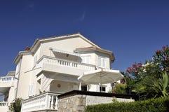 Villa Stock Photo
