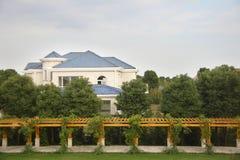 Villa Royalty Free Stock Photos