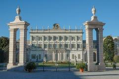 Villa Royalty-vrije Stock Afbeelding