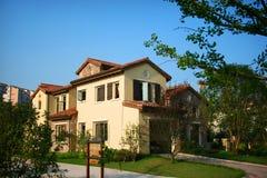 Villa Immagine Stock
