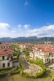 Villa royalty-vrije stock fotografie