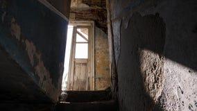 Villa abbandonata - Grecia Immagini Stock Libere da Diritti