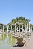Villa Adriana Royalty Free Stock Photos