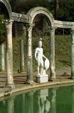 Villa Adriana, Italy Stock Image