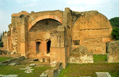 Villa Adriana, Lazio, Italy Royalty Free Stock Photography