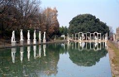 Villa Adriana, Lazio, Italy Stock Photography