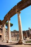 Villa Adriana near Rome, Italy royalty free stock photo