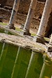Villa Adriana near Rome, Italy, detail Royalty Free Stock Photo