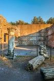 Villa Adriana near Rome, Italy Stock Photos