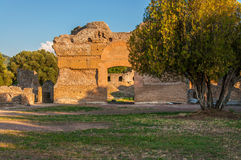 Villa Adriana near Rome, Italy Royalty Free Stock Photography