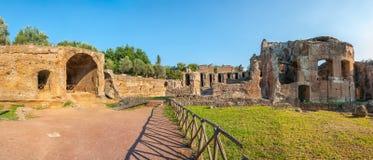 Villa Adriana near Rome, Italy Stock Images