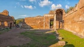 Villa Adriana near Rome, Italy Stock Photography