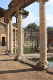 Villa Adriana near Rome Royalty Free Stock Images