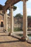 Villa Adriana near Rome Royalty Free Stock Images