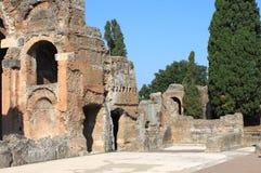 Villa Adriana near Rome Royalty Free Stock Image