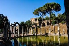Villa Adriana Ruins Royalty Free Stock Photos