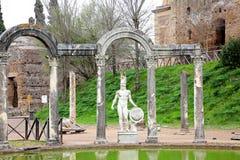 Villa Adriana - Tivoli Stock Images