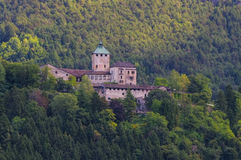 Villa Agnedo Castel Ivano Fotografia Stock Libera da Diritti