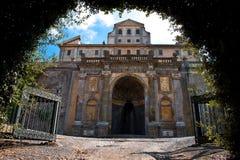 Villa Aldobrandini Photos stock