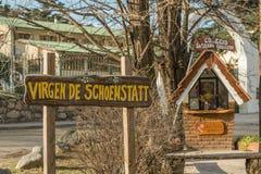 Villa Algemene Belgrano Stock Foto